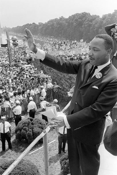 """I Have a Dream""  is a public speech delivered by American clergyman and..."