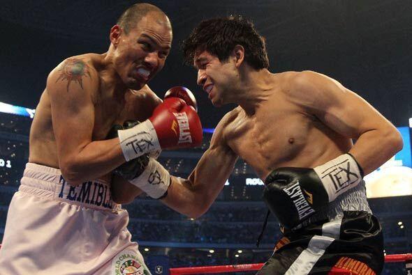 José Luis Castillo saltó al ring para enfrentar a Alfonso Gómez sin sabe...
