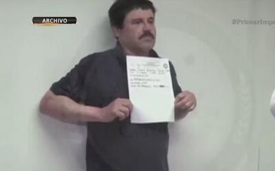 """Tratan de frenar el proceso de extradición de Joaquín """"El Chapo"""" Guzmán..."""
