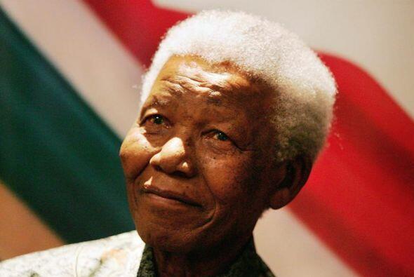 2009: La ONU declara el 18 de julio, fecha natal del expresidente, como...