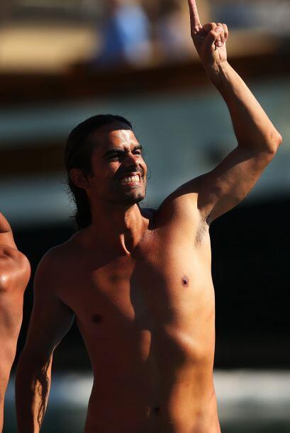 Orlando Duque se proclamó primer campeón mundial de saltos de gran altur...