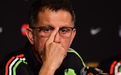 Osorio se tomó un día más para dar la lista porque aún no sabe cómo reem...