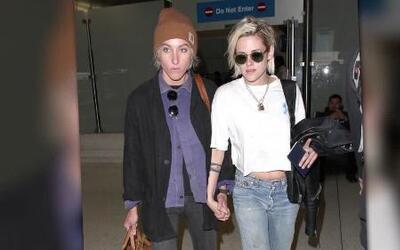 Kristen Stewart de la mano con su supuesta novia Alicia Cargile