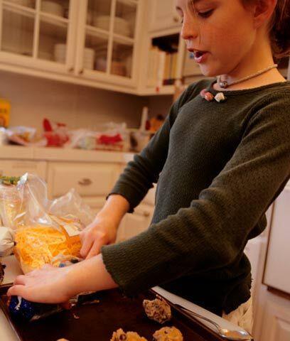 COCINA. Aprenderás sobre nutrición y comida sana.  Puedes sacar tu lado...