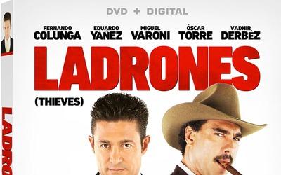 película 'Ladrones'