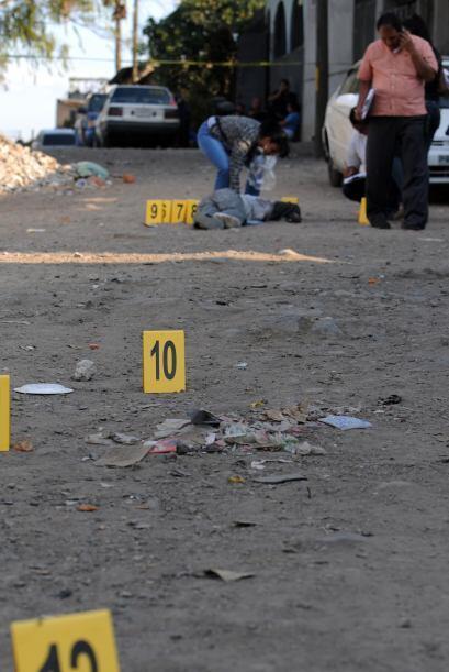 """En la Administración de Lobo """"se registró la muerte violenta de 20,010 p..."""