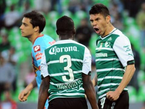 Santos le ganó 1 - 0 al Arsenal de Argentina en el estreno de la...