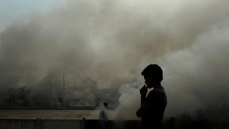 Mala calidad del aire favorece la muerte  de 5.5 millones de personas ca...