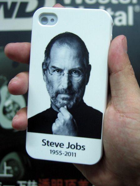 El 5 de octubre de 2011 Steve Jobs falleció en su casa de California hac...