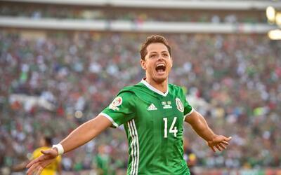"""'Chicharito': """"Quiero ser campeón del mundo con México"""""""