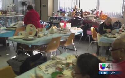 Recaudarán alimentos para cena de acción de gracias para ancianitos
