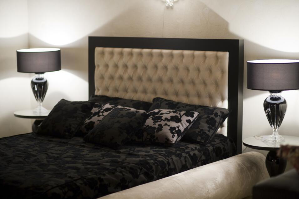 Elige la cabecera ideal para tu habitaci n univision - Cabeceras de cama tapizadas ...