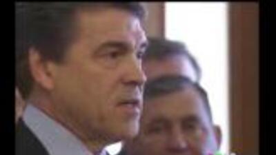 """Rick Perry contra la """"Acción Diferida"""""""