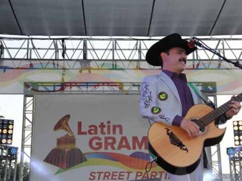 La agrupación ganadora de los Grammy Latinos llegaron a la gran f...