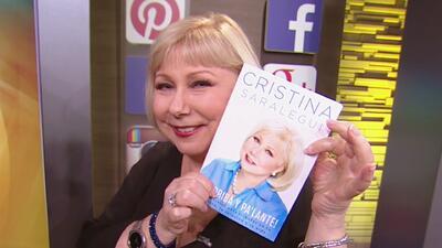 ¿Cuándo regresa Cristina Saralegui a la televisión?