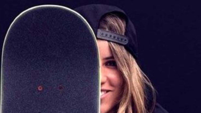 La skater Leticia Bufoni creció en Sao Paulo, pero vive en California de...