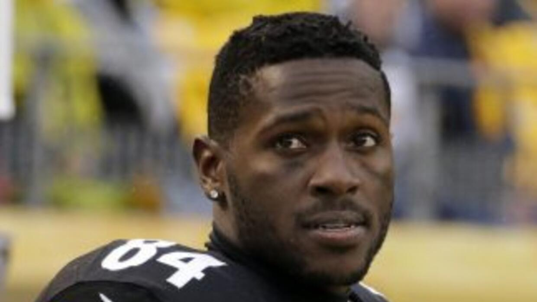 Antonio Brown (AP-NFL).