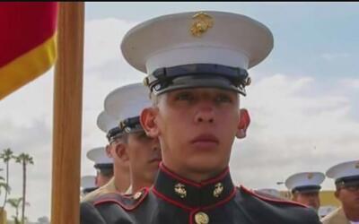 """Presuntos asesinos de infante de marina de 19 años se declaran """"No culpa..."""