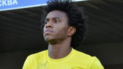 Willian ya es jugador del Chelsea.