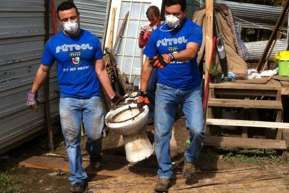 Ayuda inundaciones