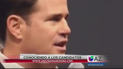 Perfil del candidato republicano a gobernador Doug Ducey
