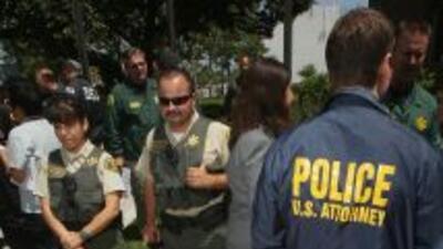 Un operativo en San Francisco dejó 27 personas arrestadas por tráfico de...