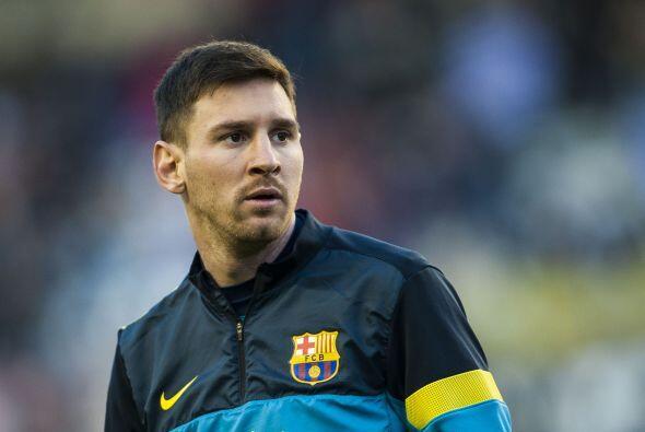 Hace tiempo ya que Messi es el rey. A sus 25 años asume la supremacía mu...