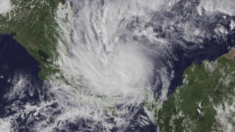 Tormenta tropical Otto deja al menos 4 personas muertas en Panamá