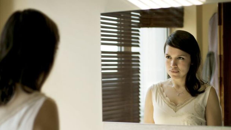 Los espejos también se asocian con la Luna, por su condición reflejante...