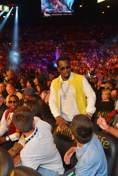 Sean 'Diddy' Combs.