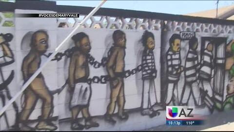 Voces de Maryvale: El otro mundo del graffiti