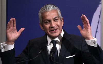 Javier Palomárez en una foto de archivo