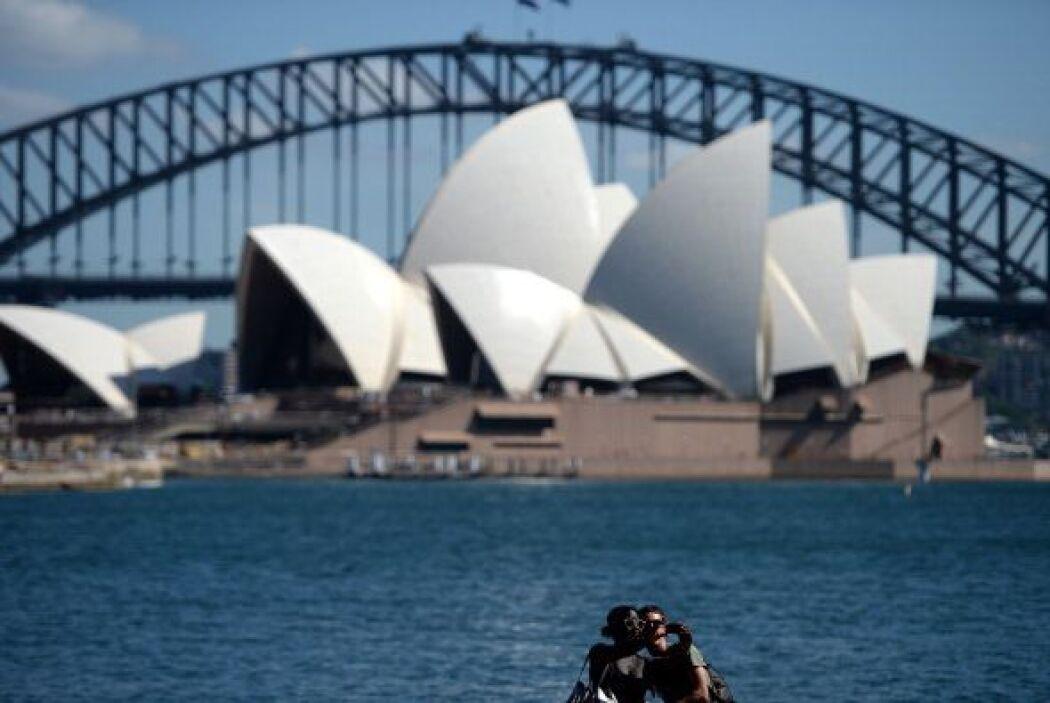El promedio salarial al año en Australia es de 45,000 dólares.