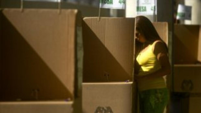 Las elecciones se realizan en Colombia en un clima de normalidad.