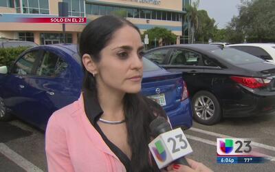 Una mujer denuncia un posible fraude con su boleta electoral