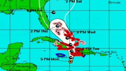 Florida declara estado de emergencia por huracán Matthew y Haití se prep...