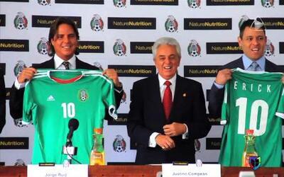 Presentan nuevo patrocinador para la Selección Mexicana