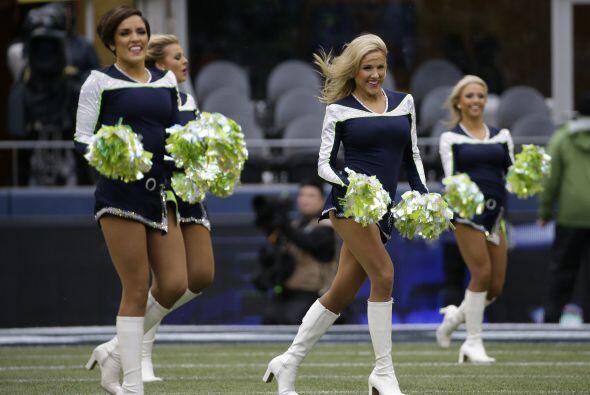 Seattle Seahawks: MELISSA (AP-NFL)