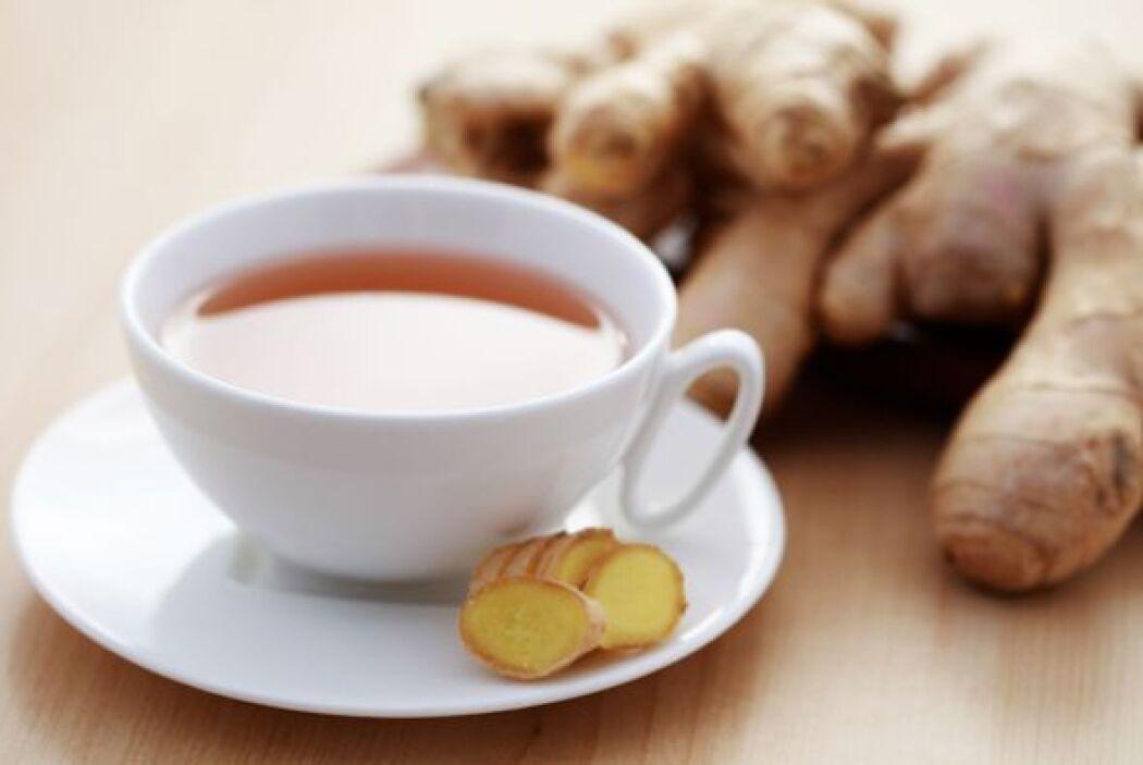 Té de jengibre Es muy rico y además es un té digestivo que puedes ofrece...