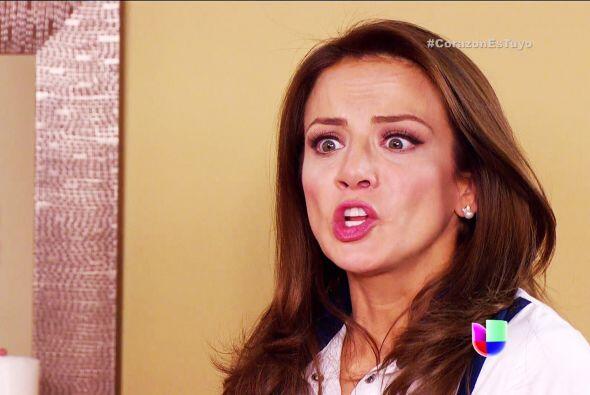 Ni modo Ana, te tocó pagar los platos rotos. Isabela se puso como fiera...