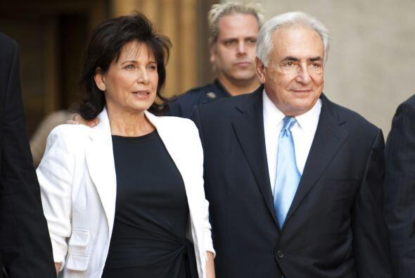 Comparado con su antecesor, Dominique Strauss-Kahn, la francesa Christin...