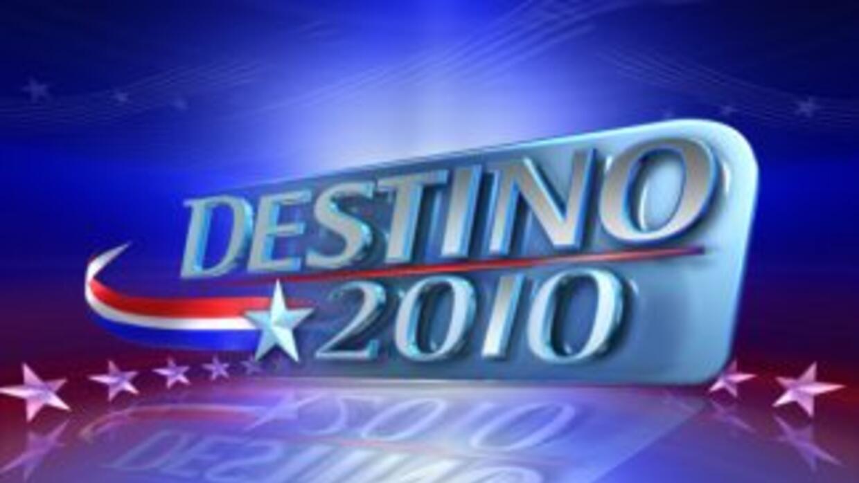 Destino 2010 Logo