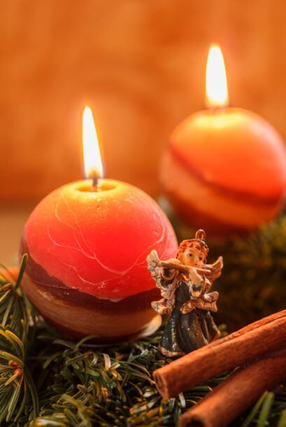 Sintonízate en la onda naturista y busca velas fabricadas con soya o cer...