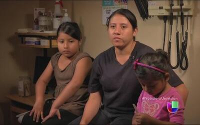 Centros comunitarios enfrentan problemas de niños migrantes llegando con...