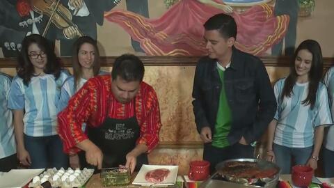 Aprende a preparar la tradicional salsa de chimichurri con El Chile Mayor