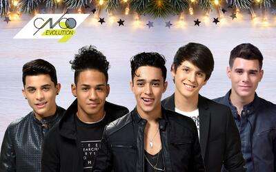 Episode 6 CNCO Evolution: How will the boys celebrate this holiday season?