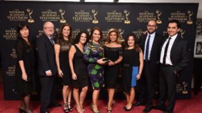 Galardonados Emmy 2015.
