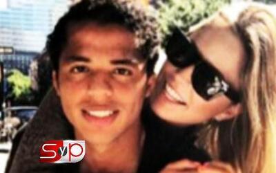 Giovani Dos Santos se comprometió en matrimonio