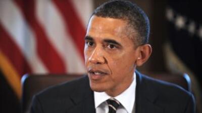 La revelación ocurre el mismo día en que una encuesta señala que Obama s...
