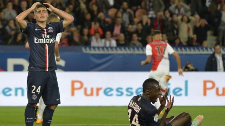 Los parisinos ya acariciaban el triunfo, pero cuando se cumplía el tiemp...